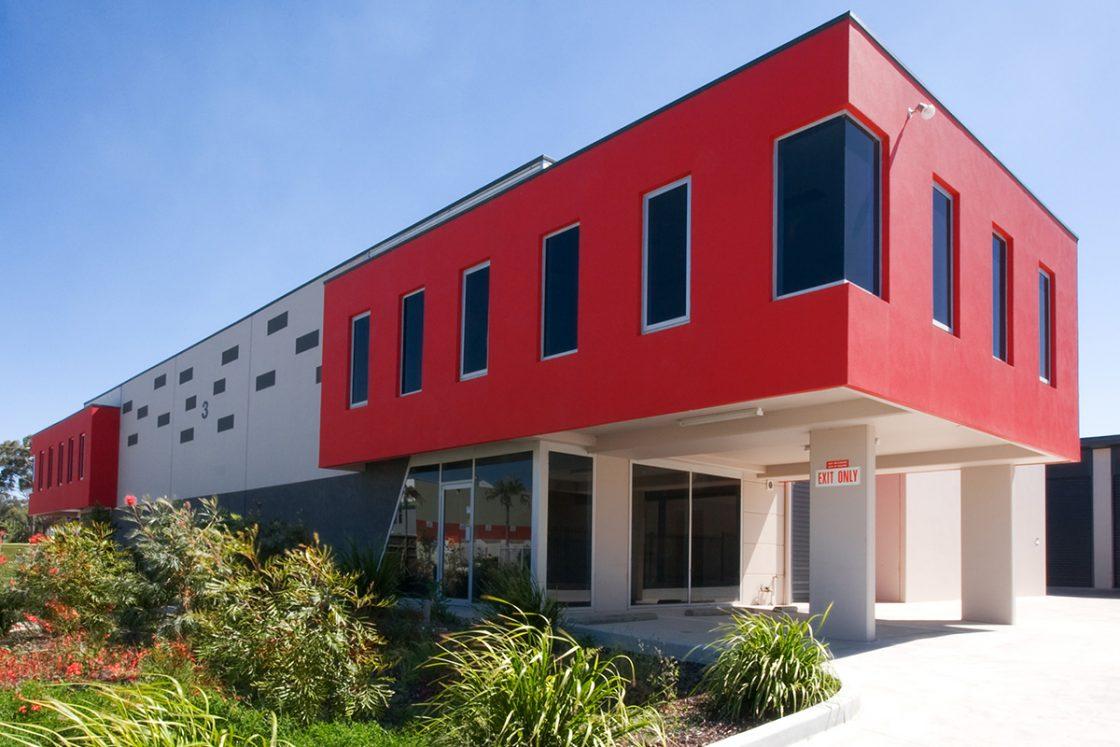 Awesome Design U0026 Development Of A New Industrial Estate In Sydneyu0027s Seven Hills.