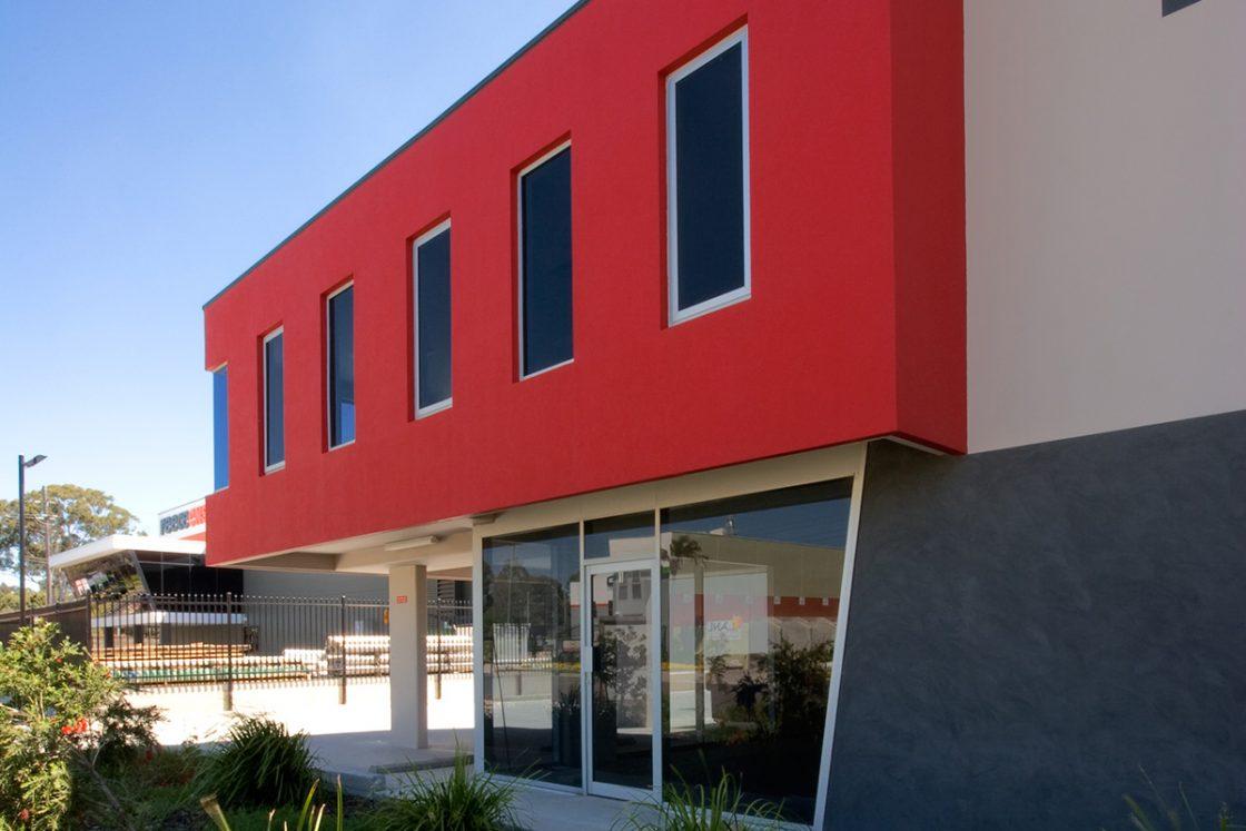 Marvelous Design U0026 Development Of A New Industrial Estate In Sydneyu0027s Seven Hills.