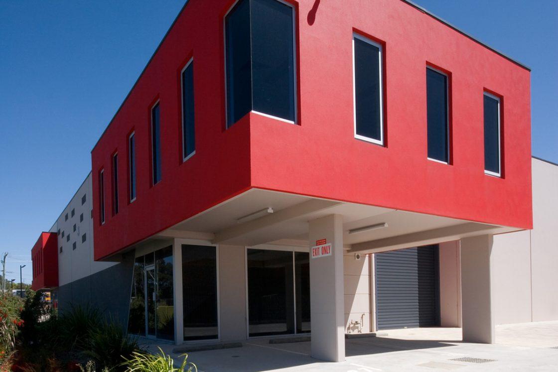 Design U0026 Development Of A New Industrial Estate In Sydneyu0027s Seven Hills.